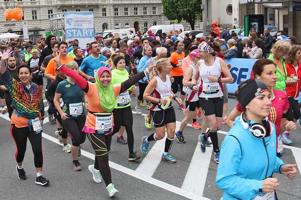 Salzburg Marathon May 2017