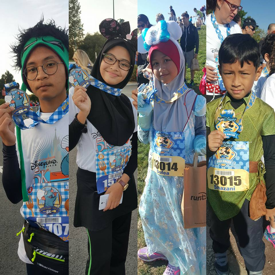 Paris Disneyland Marathon